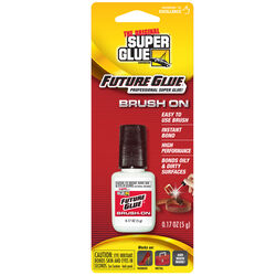 The Original Super Glue Corporation  Future Glue  Super Strength  All Purpose Super Glue  0.17 oz.