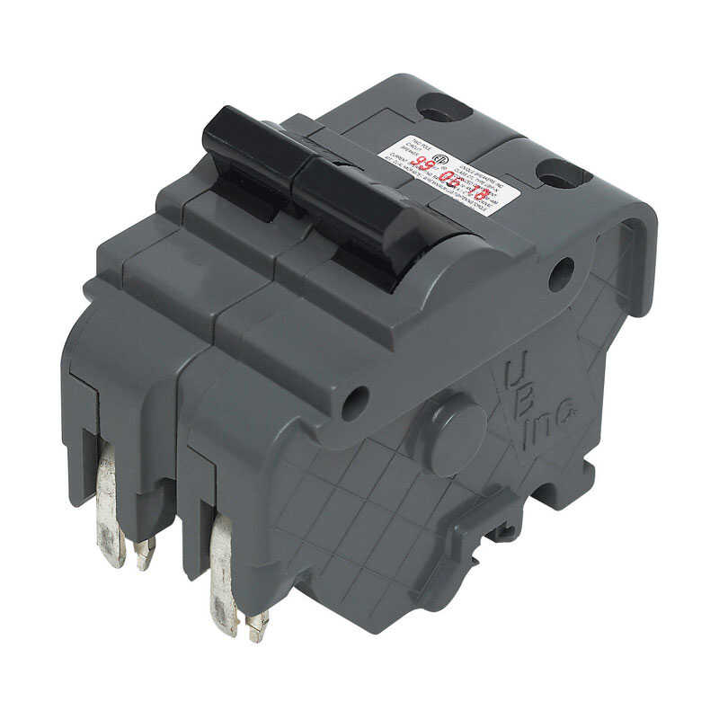Federal Pacific 60 amps Standard 2-Pole Circuit Breaker