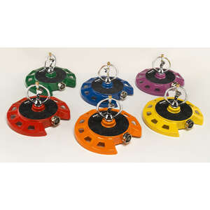 Dramm  ColorStorm  Metal  Rotating Sprinkler  1100 sq. ft. Sled Base
