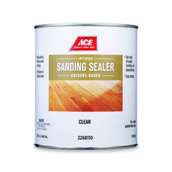 Ace  Clear  Oil-Based  Sanding Sealer  1 qt.