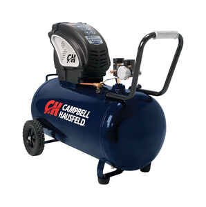 Campbell Hausfeld  Portable Air Compressor  150 psi 1.3 hp 20 gal.
