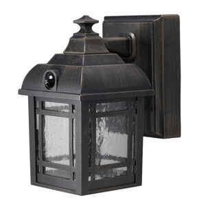 Fulcrum  LIGHT IT  Bronze  Porch Light