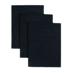 Broan  7-3/4 in. W Black  Range Hood Filter
