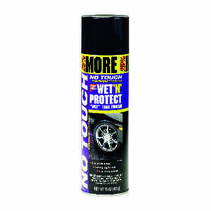 No Touch  Wet-N-Protect  Tire Cleaner  15 oz.