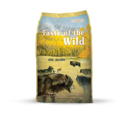 Taste of the Wild  High Prairie  Bison  Dog Food