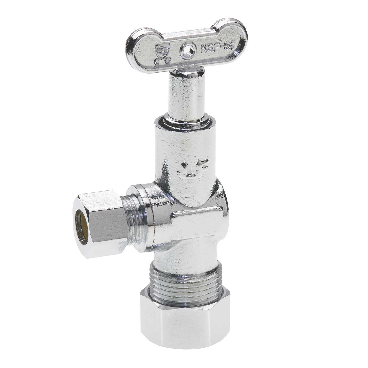 ProLine  Angle Valve  Chrome