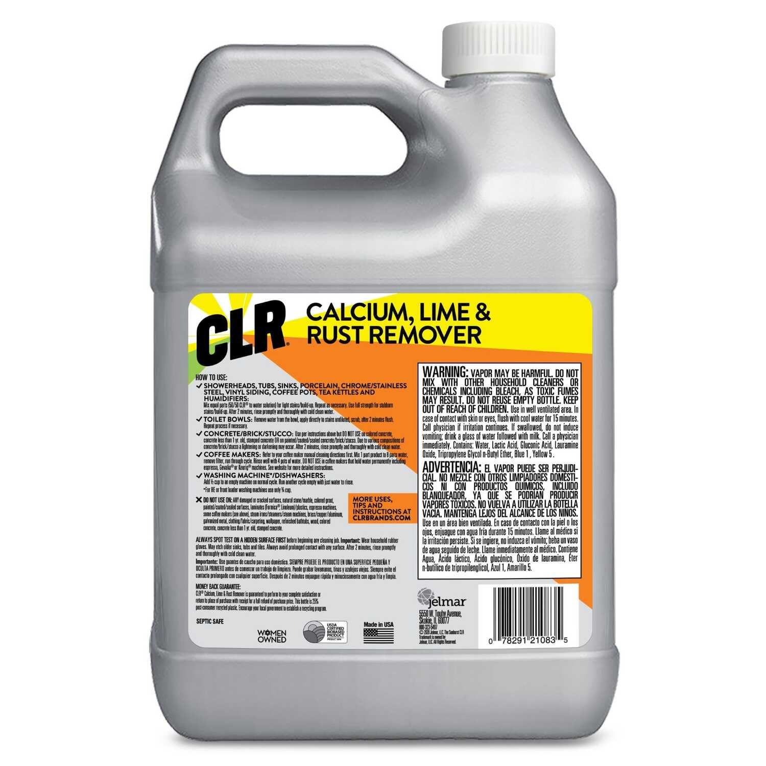CLR 128 ounce Calcium, Lime and Rust Remover - Ace Hardware