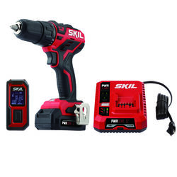 Skil  PWRCore 12  Cordless  Brushless 2 tool Drill Driver and Laser Measure Kit  12 volt