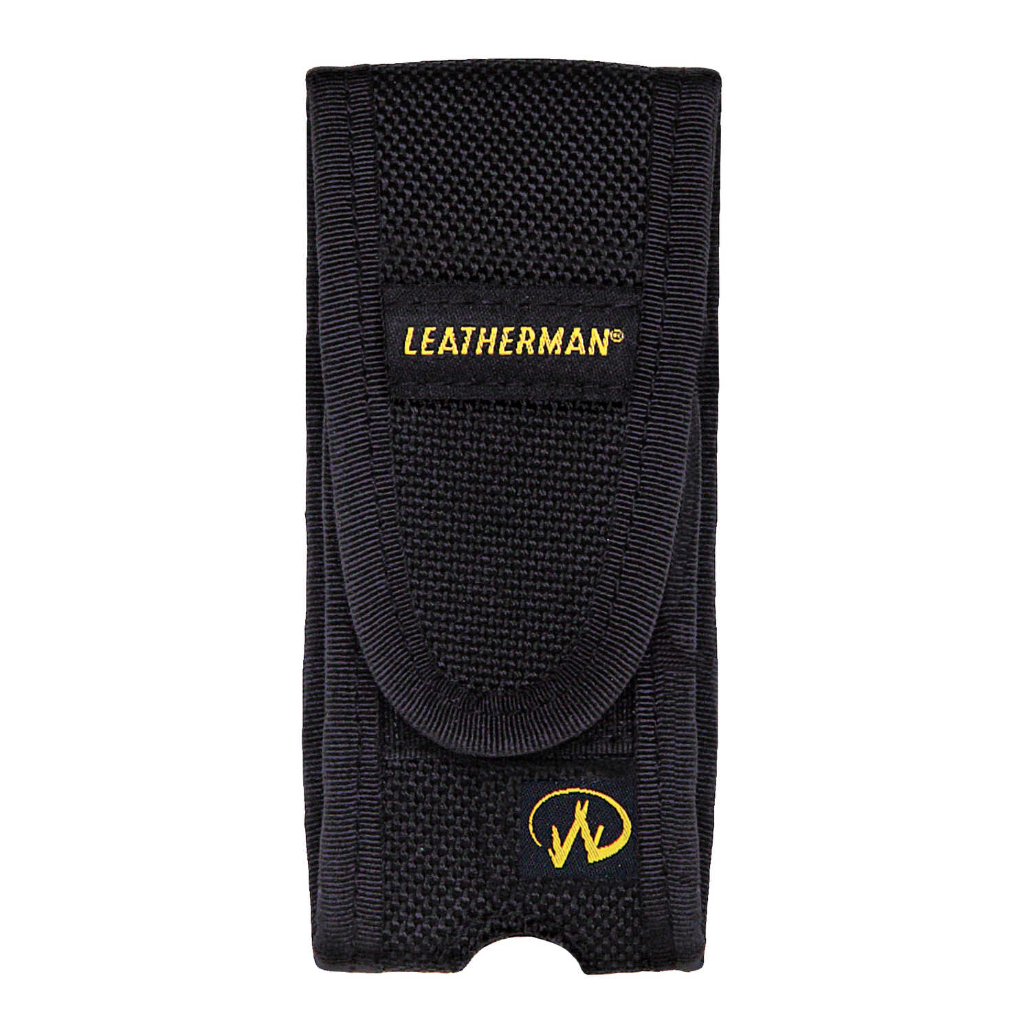 Leatherman  1  Nylon  Belt Sheath  8 in. L x 4-1/2 in. H Black