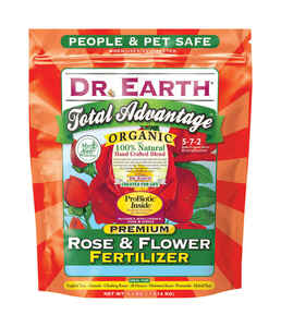 Dr. Earth  Total Advantage  Granules  Organic Flower Care  4 lb.