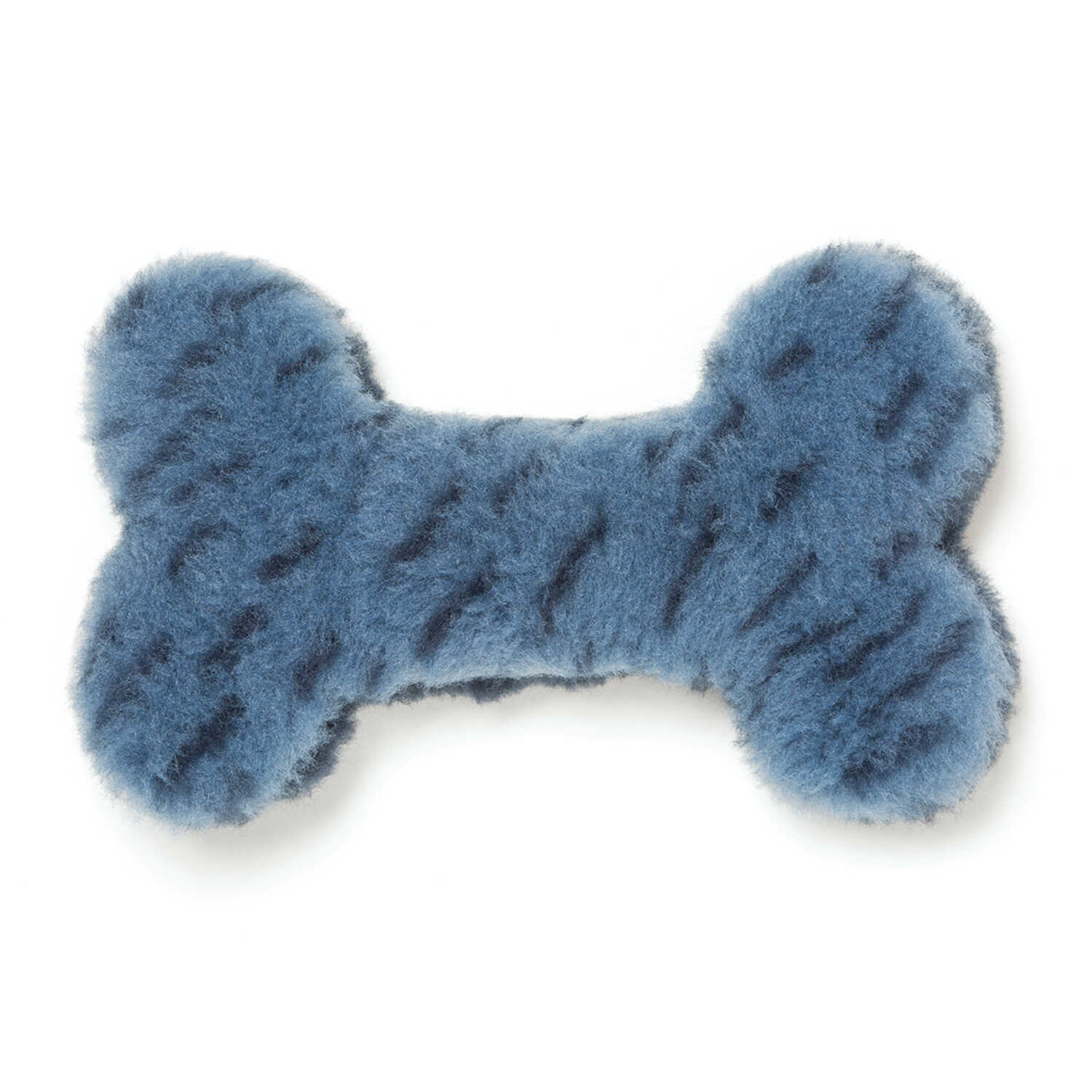 West Paw  Blue  Plush  Pet Toy  Small