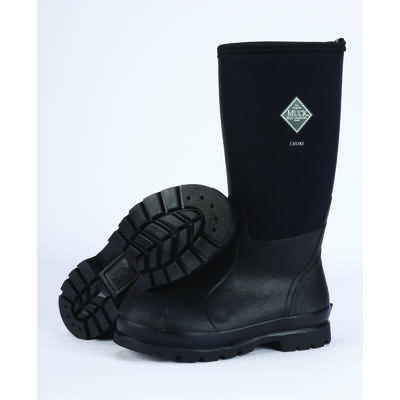 The Original Muck Boot Company  Chore Hi  Men's  Boots  7 US  Black