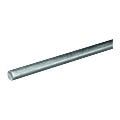 Boltmaster 3/8 in. Dia. x 36 in. L Steel Unthreaded Rod