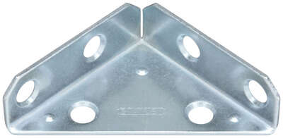National Hardware 2.66 in. H x .7 in. W Steel Inside Corner Brace