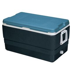 Igloo  MaxCold  Cooler  70 qt. Blue
