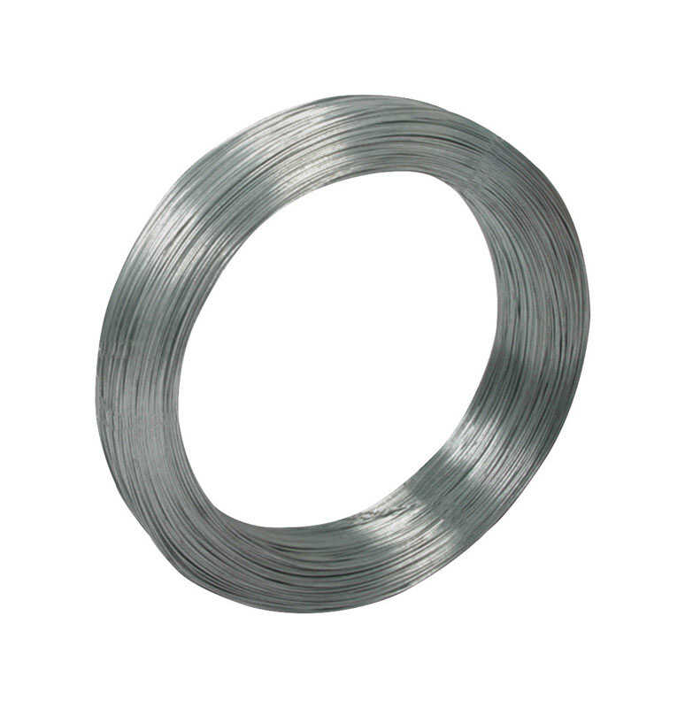 Deacero  3 in. H x 1,711 ft. L Steel  Smooth Wire