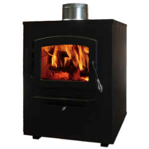 England's Stove Works  100000 BTU 3000 sq. ft. Wood Stove