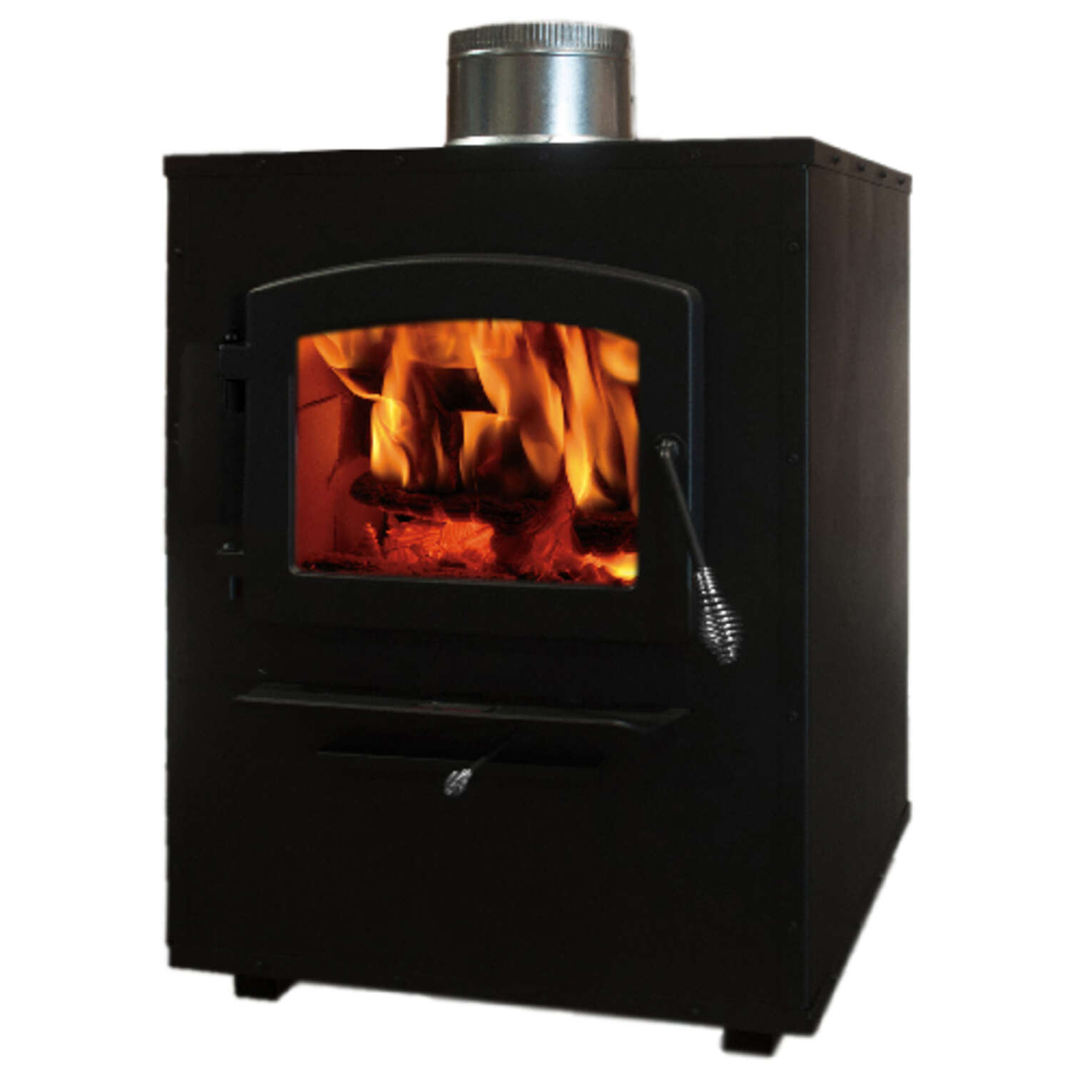 Summers Heat  100000 BTU 3000 sq. ft. Wood Stove
