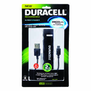 Duracell  3 ft. L Backup Charger  1