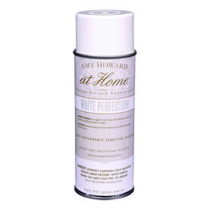 Amy Howard at Home  Gloss  High Performance Furniture Lacquer Spray  12 oz. White Perfection