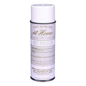 Amy Howard at Home  Gloss  White Perfection  High Performance Furniture Lacquer Spray  12 oz.