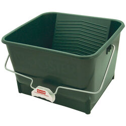Wooster Bucket Tray Green 4 gal. Bucket