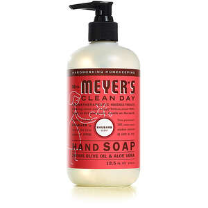 Mrs. Meyer's Clean Day 12.5 oz. Liquid Hand Soap Rhubarb Scent