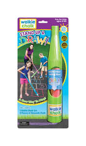 Walkie Chalk  Stand Up & Draw  Toys  Plastic