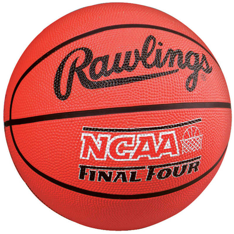 Rawlings  Indoor and Outdoor  Brown  Basketball