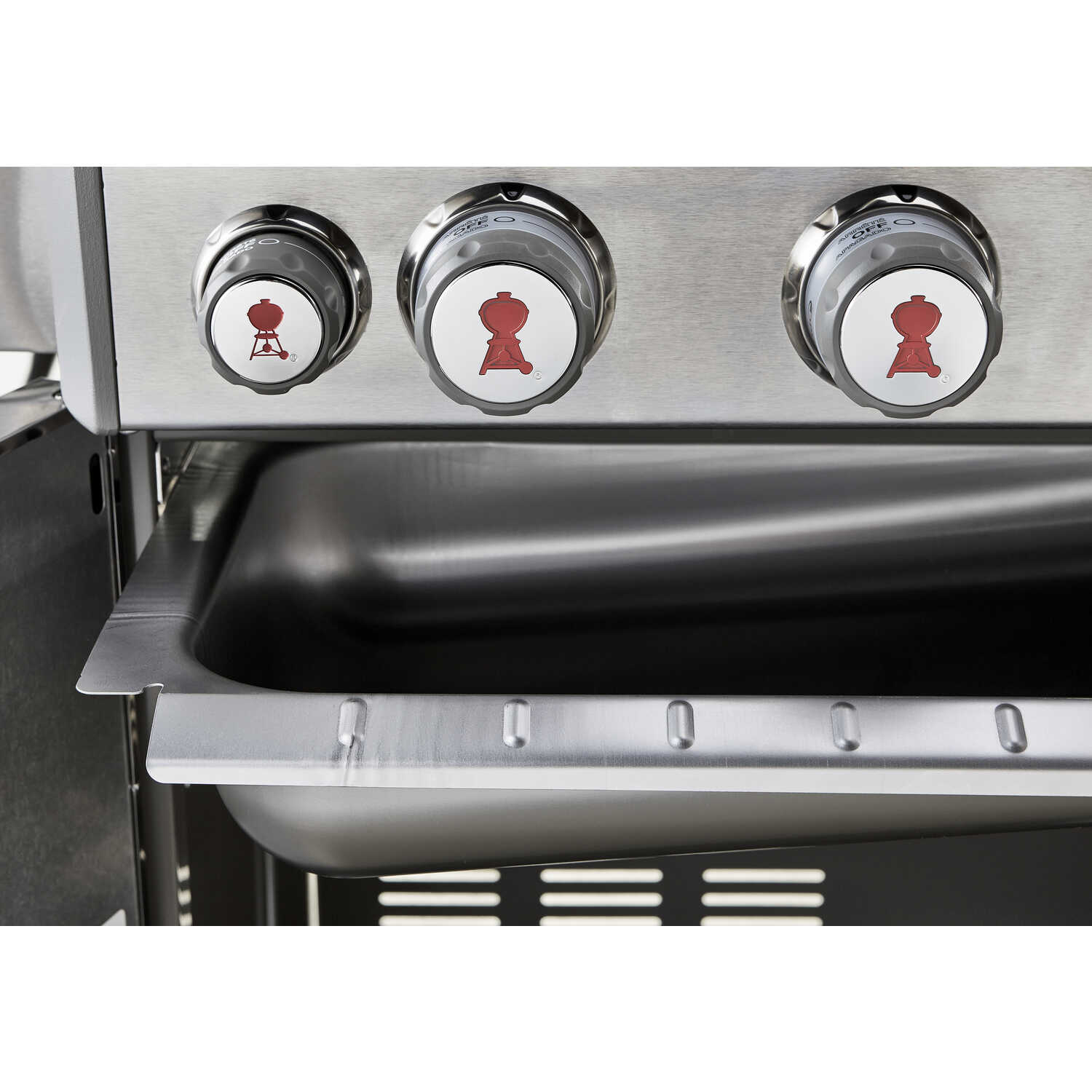 Weber  Summit S-470  4 burners Propane  Grill  Stainless Steel  48800 BTU