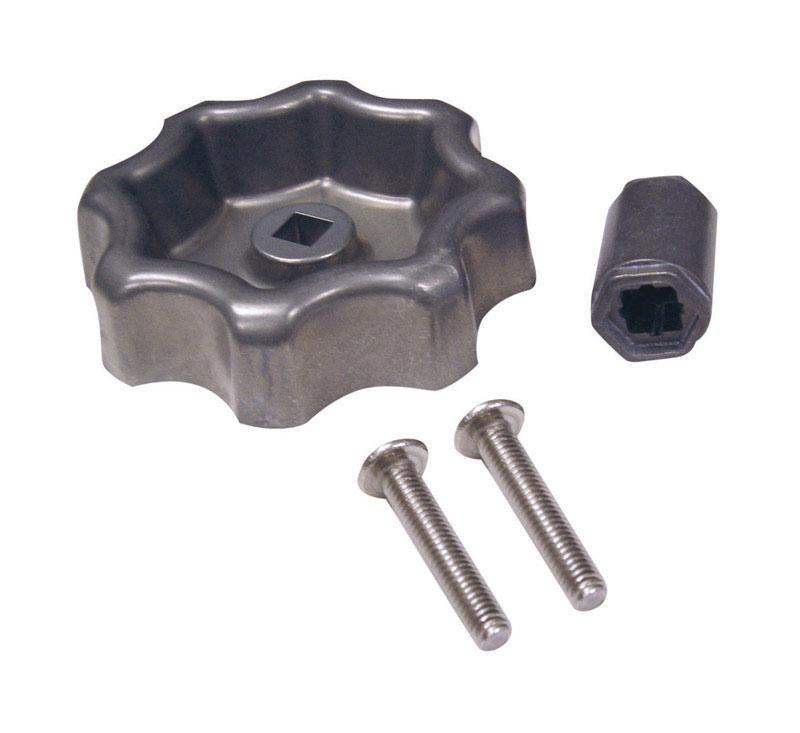 Ace Unique Metal Outdoor Faucet Handle - Ace Hardware