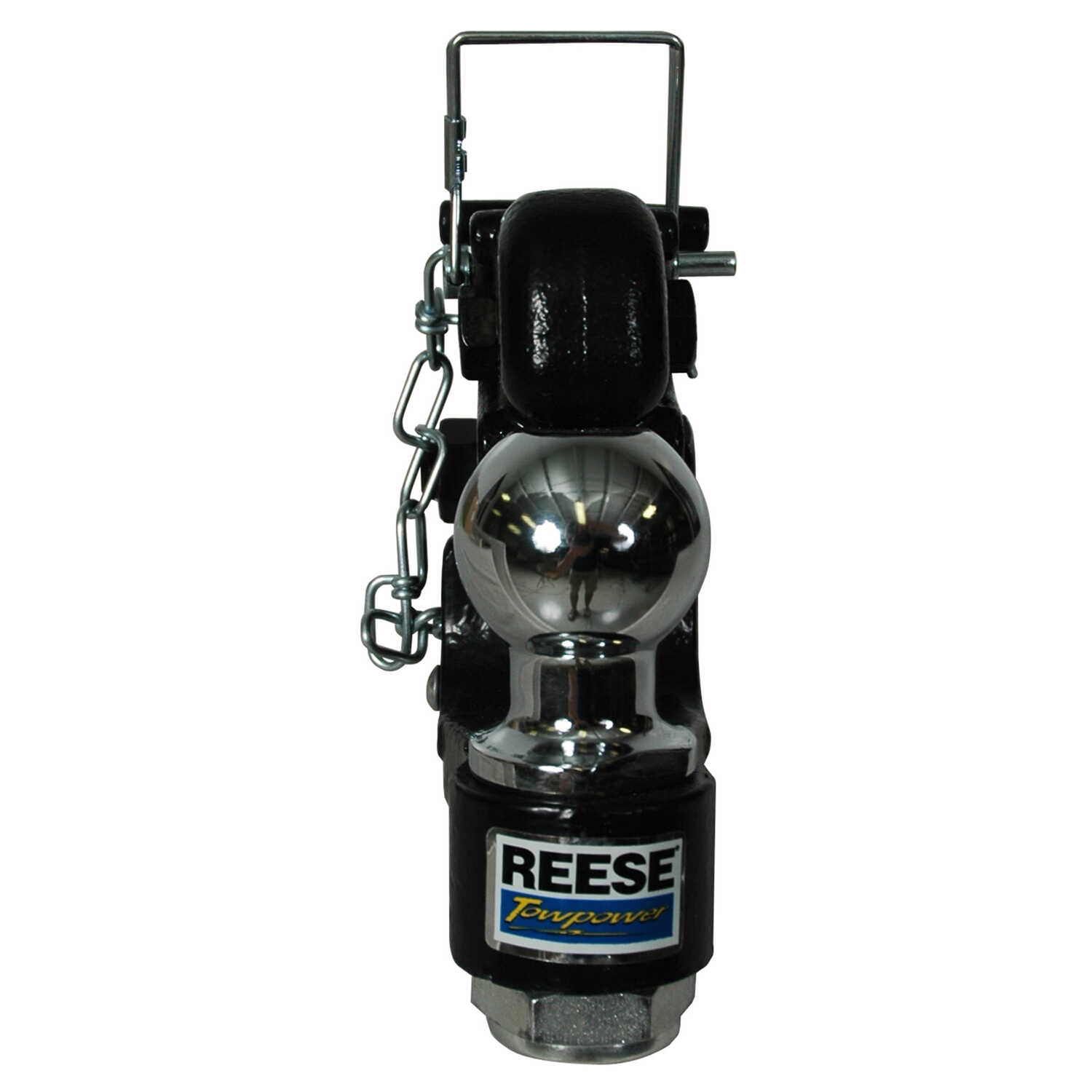 Reese  Towpower  Steel  2 in. Pintle Ball and Hook Combination