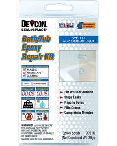 Devcon Home  Seal-n-Place  High Strength  Epoxy  30 oz.