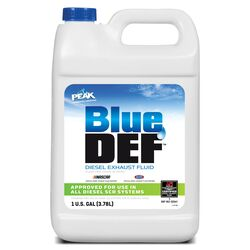 Peak Blue DEF Diesel Exhaust Fluid 1 gal.