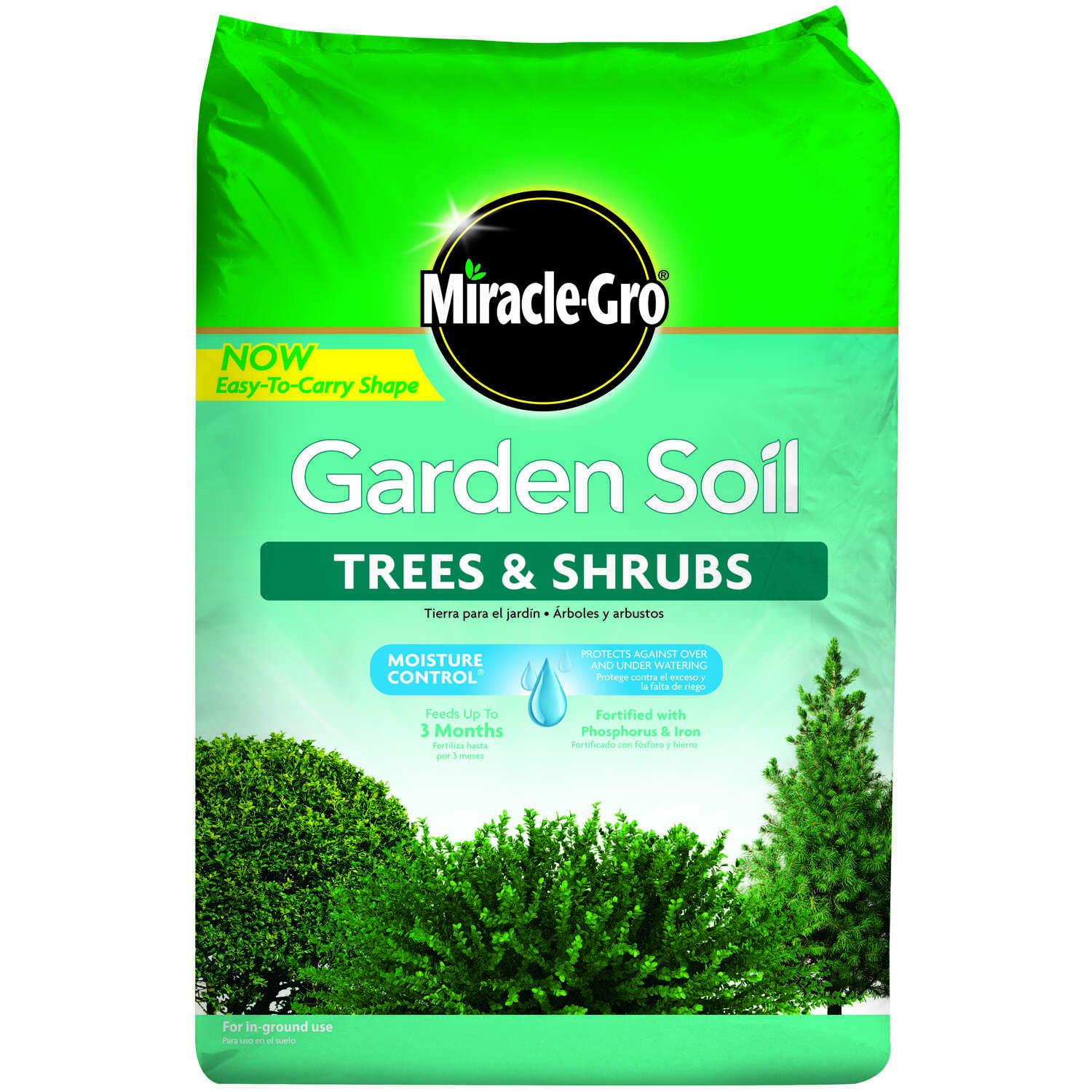 miracle gro tree shrub 15 cu ft garden soil - Miracle Gro Garden Soil