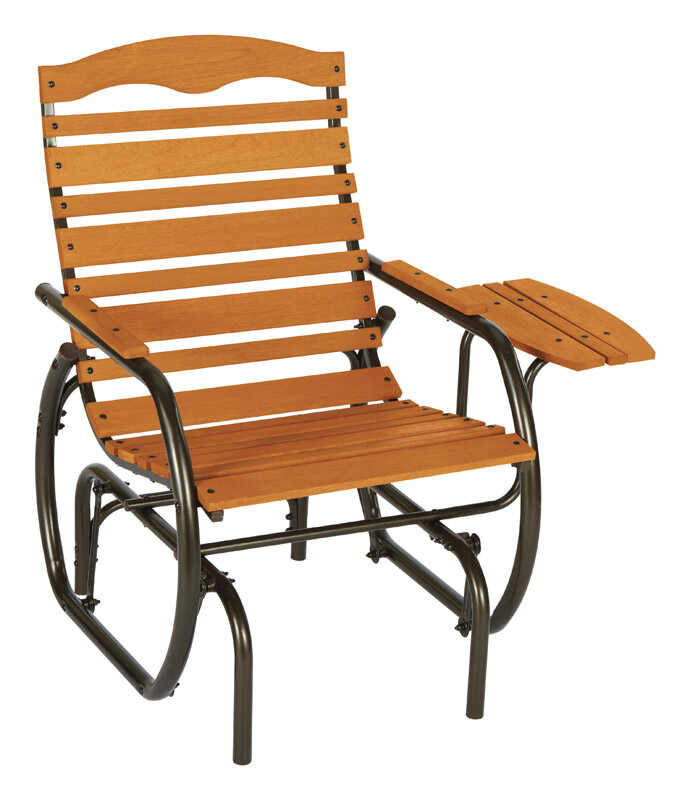 Jack-Post  Country Garden  Country Garden  Steel  1 person  Hi-Back Glider  37 in. 35.5 in. 29.5 in.