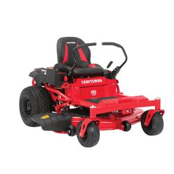 Craftsman 46 in. Hydrostatic Gas Zero Turn Mower