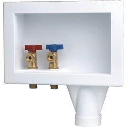 Oatey  Eliminator  Washing Machine  Outlet Box