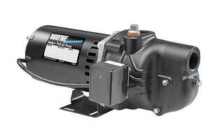 Wayne  Cast Iron  Jet Pump  1/2 hp 384 gph 115/230 volts