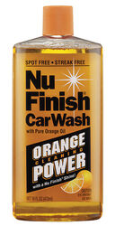 Nu-Finish  Concentrated Liquid  Car Wash Detergent  16