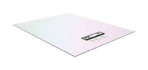 Plaskolite  Clear  Double  Acrylic Sheet  36 in. W x 72 in. L x .118 in.
