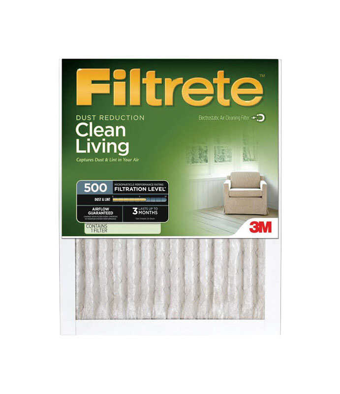 3M  Filtrete  16 in. W x 20 in. H x 1 in. D Pleated Air Filter