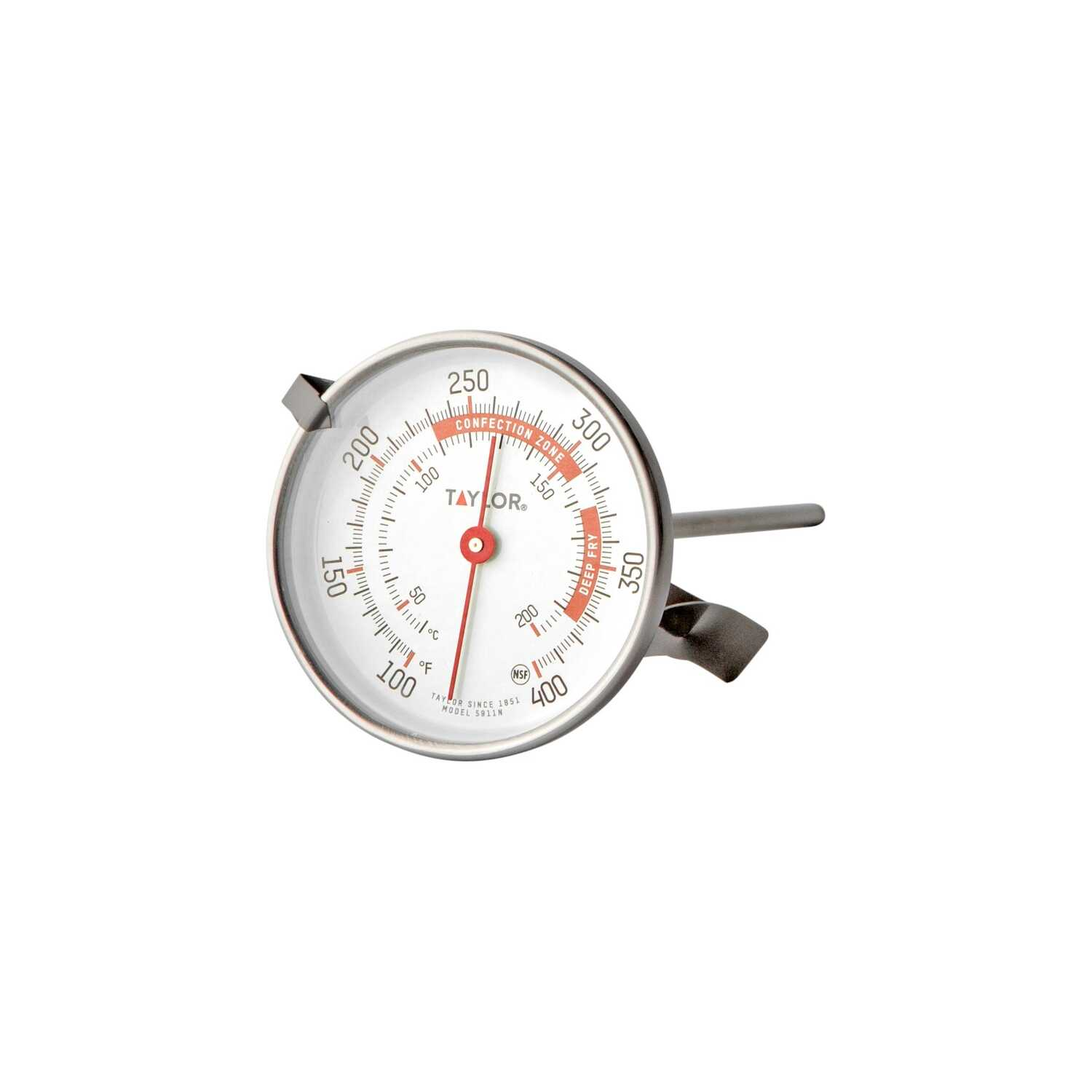 Taylor  Instant Read Analog  C Candy Thermometer