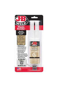 J-B Weld  Plastic Bonder  High Strength  Liquid  Plastic Bonder  0.85 oz.