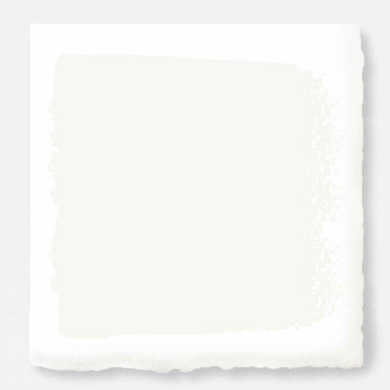 Magnolia Home  by Joanna Gaines  Eggshell  True White  Ultra White Base  Acrylic  Paint  8 oz.