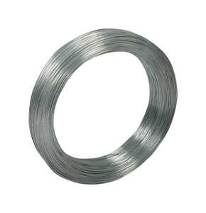 Deacero  3 in. H x 5,858 ft. L Steel  Smooth Wire