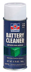 Permatex  Battery Post and Terminal Cleaner  6 oz.