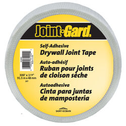 ADFORS Joint-Gard 300 ft. L x 1-7/8 in. W Fiberglass Mesh White Self Adhesive Drywall Joint Tape