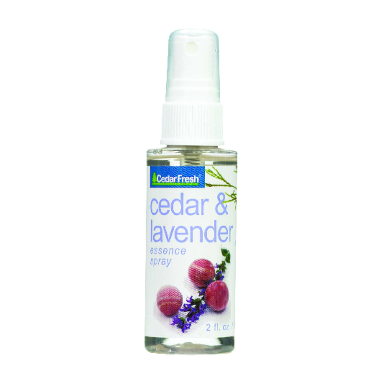 Household Essentials  Natural Cedar and Lavender Scent Odor Eliminator  2 oz. Liquid