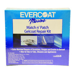 Evercoat  Gel Coat Repair Kit  4 oz.